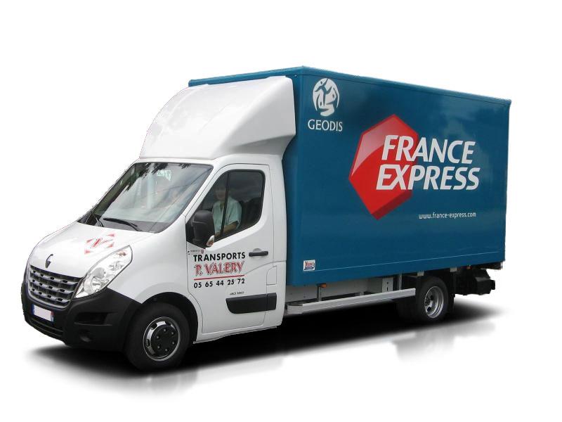livraisons de plis sur Rodez (12)  Transports Valery