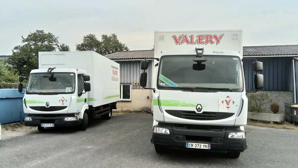 Transporteur de colis à Rodez (12)  Transports Valery